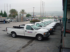 CNG Pickup Truck